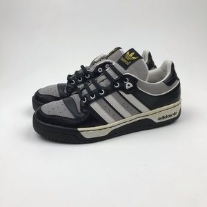 2007 Adidas Originals Rivalry Lo Sneakers Sz 10